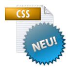 Neue CSS!