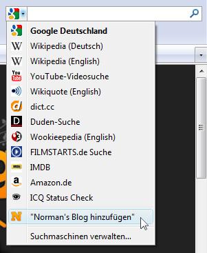 Liste der Suchmaschinen
