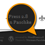 WordPress 2.8 ist da! - Norman's Blog