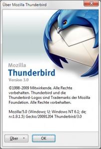 Thunderbird 3 ist da!