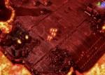 aufsteigende Lava