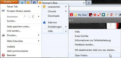 Firefox Button