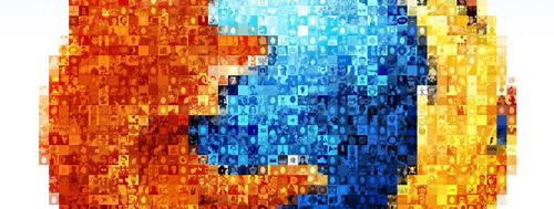 Firefox Mosaik