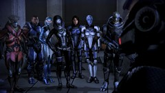Mass Effect 3 Squad