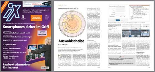 Artikel in der iX 09/2012