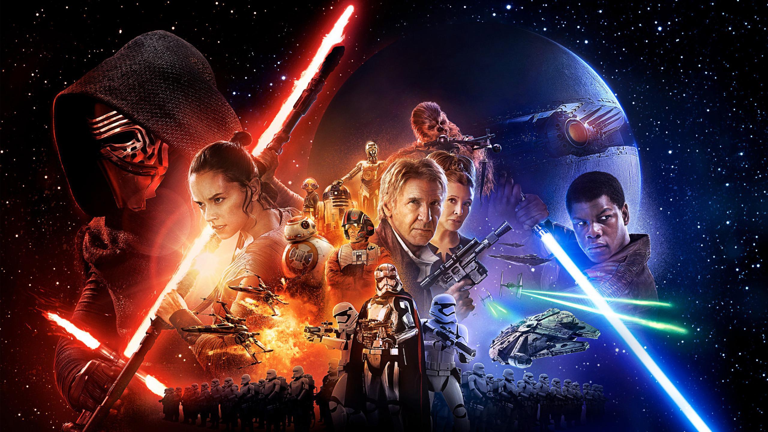 Poster Star Wars - Das Erwachen der Macht